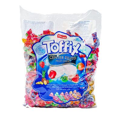 Elvan Toffix Mix Fruit 1000 Gram