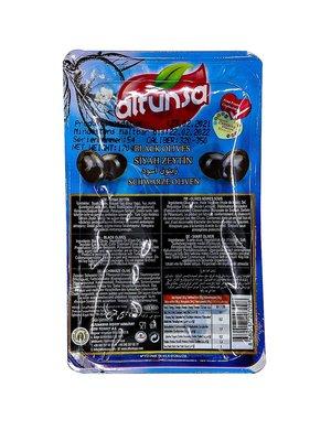 Altunsa Zwarte Olijven Klein 170 Gram