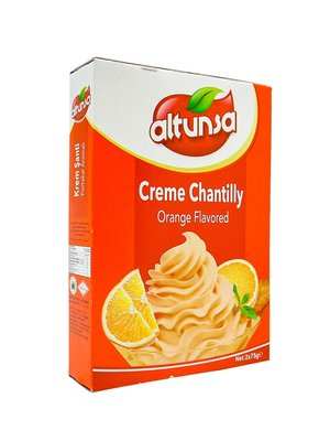 Altunsa Slagroom Sinaasappel 2 x 75 Gram