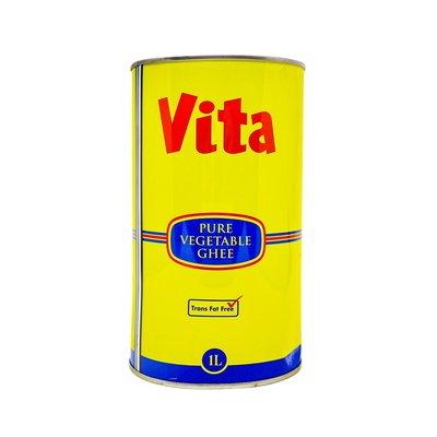 Vita Ghee Plantaardige Botervet 1L