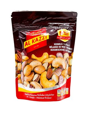 Al Kazzi Notenmix Rood 250 Gram
