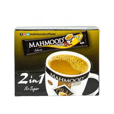 Mahmood Oploskoffiezakjes 2 in 1 (koffie & melk) 48 Stuks