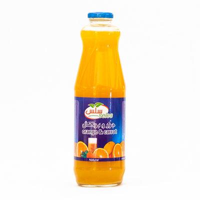 Seles Sinaasappel- en Wortelsap 1 L