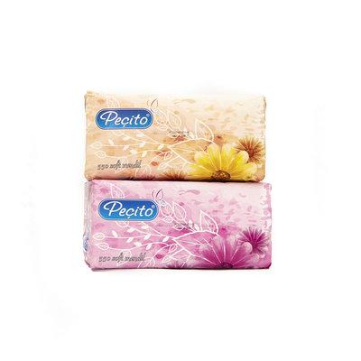 Pecito Tissues Soft Touch 550 Stuks