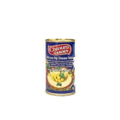 Chtoura Garden Hummus met Tahini 185 Gram
