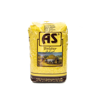 As Bulgur Fijn 900 Gram