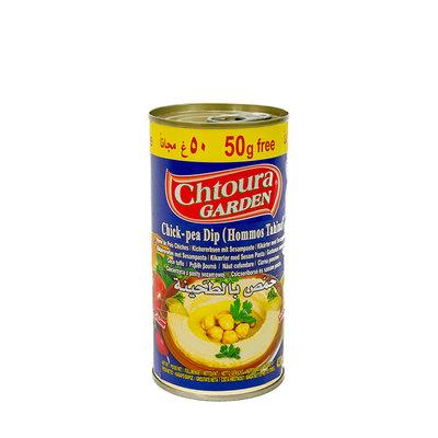 Chtoura Garden Hummus met Tahini 430 Gram