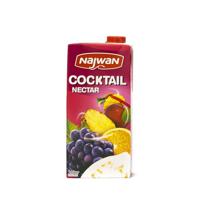 Najwan Cocktail Fruitsap 1 L