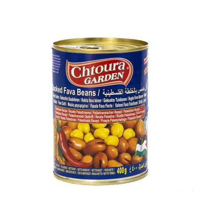 Chtoura Garden Gekookte Bonen met Chilipoeder volgens Palestijnse Recept 400 Gram