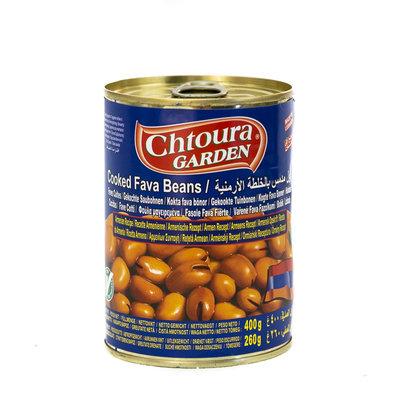 Chtoura Garden Gekookte Bonen volgens Armeens Recept 400 Gram