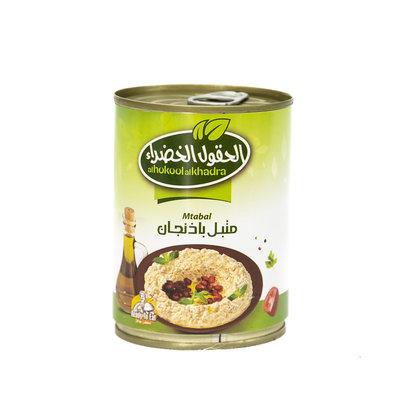 Al Hokool Al Khadra Baba Ganoush met Tahini 380 Gram