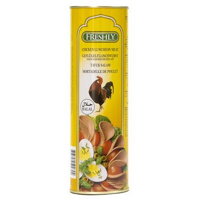 Freshly Ingeblikte Halal Kip 850 Gram