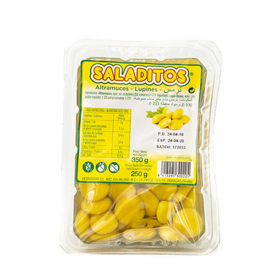 Saladitos Lupine Bonen 350 Gram