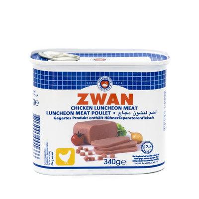 Zwan Ingeblikte Halal Kip 340 Gram