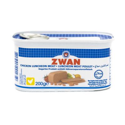 Zwan Ingeblikte Halal Kip 200 Gram
