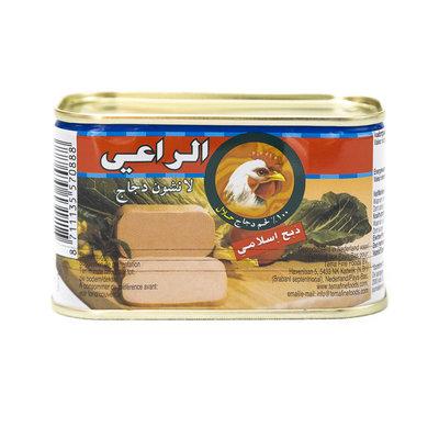 Al Raii Ingeblikte Halal Kip 200 Gram