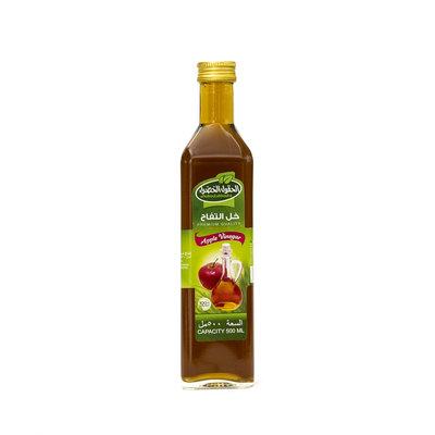 الحقول الخضراء خل التفاح 500 مل
