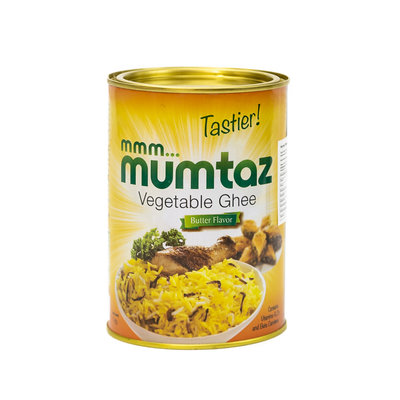 Mumtaz Ghee Plantaardige Botervet 1 KG