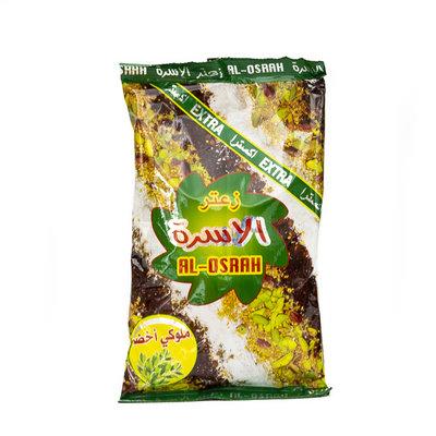Al Osrah Za'ater Groen 400 Gram