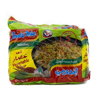 Indo Mie Noedels Groente 5x75 Gram