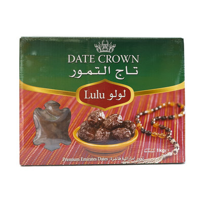Taj Altomour Lulu Dadels Pitloos 1 KG