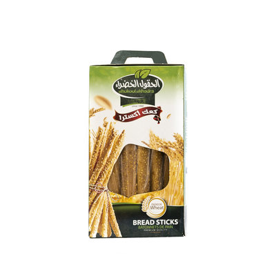 Al Hokool Al Khadra Broodstengels Sesam 400 Gram