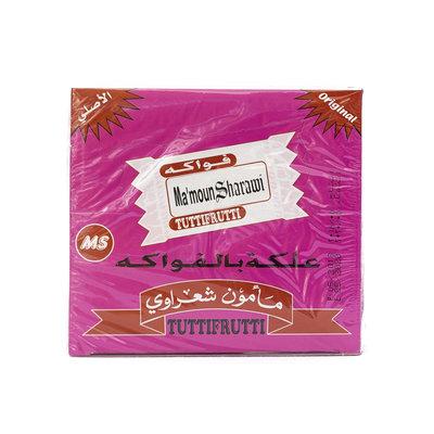 Ma'moun Sharawi Tuttifrutti Kauwgum 100 Stuks