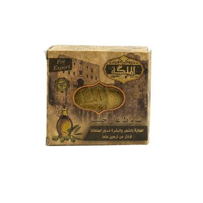 Queen Aleppo Laurel Groene Zeep van Olijfolie 190 Gram