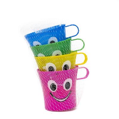 Plastic Drinkbekers voor Kinderen (4 stuks)