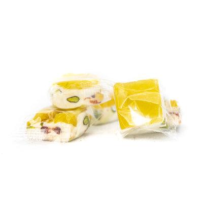 Borjak Nougat met Gedroogde Mango Stukjes 500 Gram