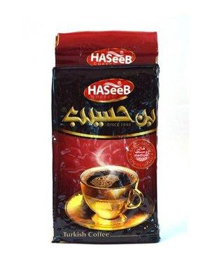 Haseeb Gemalen Arabische Koffie Medium Kardamom 200 Gram