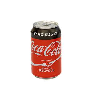 Coca Cola Zero Blik 330ml