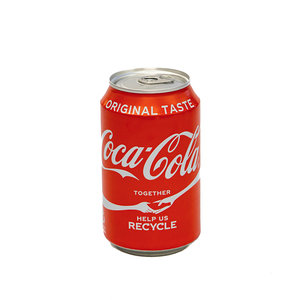 Coca Cola Blik 330ml