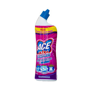 Ace Ultra Power Gel Bleek & Ontvetter 750 ml voorkant