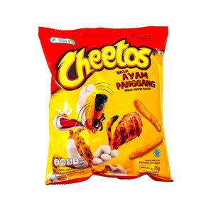 Cheetos Chips Grilled Chicken Flavor 75 Gram