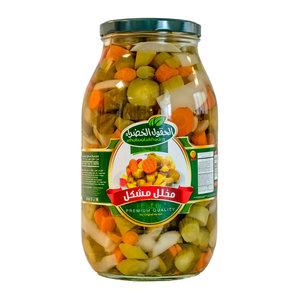 Al Hokool Al Khadra Augurken Gemixt 2800 Gram