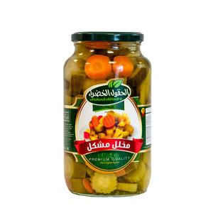 Al Hokool Al Khadra Augurken Gemixt 1250 Gram