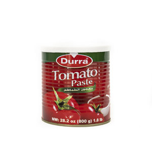 Durra Tomatenpuree 800 Gram voorkant