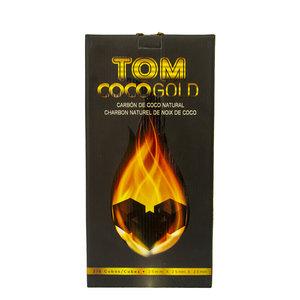 TOM Cocogold Waterpijp Kooltjes 3 KG