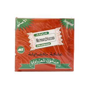 Ma'moun Sharawi Aardbeien Kauwgum 100 Stuks