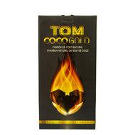 TOM Cocogold Waterpijp Kooltjes 3kg