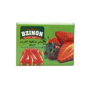 Bzinon Jelly Aardbeien 100 Gram